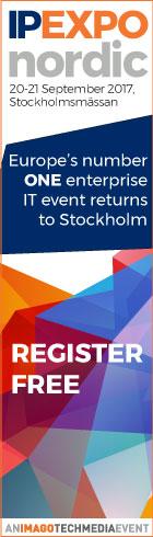 IP Expo Nordic 2017 skyskrapa