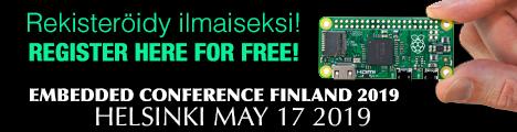 Embedded conference Finland efter varje artikel