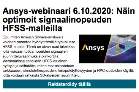 39 40 v39 v40 # Ansys första finska annons - bild kommer